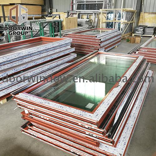Hot selling commercial exterior sliding doors clear glass chinese