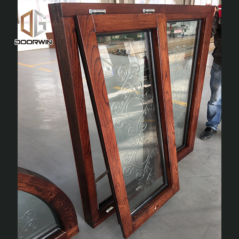 Hot selling products impact hurricane glass windows by Doorwin on Alibaba