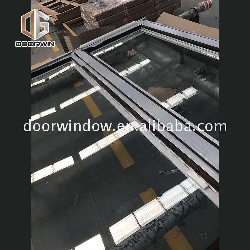 Hot selling the sliding door tempered glass price frosted