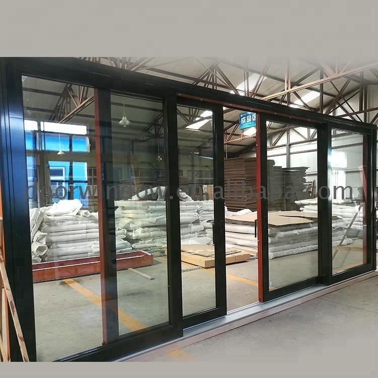 Hotel sliding door horizontal doors high quality chinese supplier by Doorwin on Alibaba