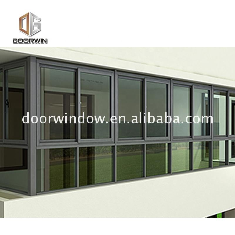Indian style sliding window grill design aluminium glass lock by Doorwin on Alibaba