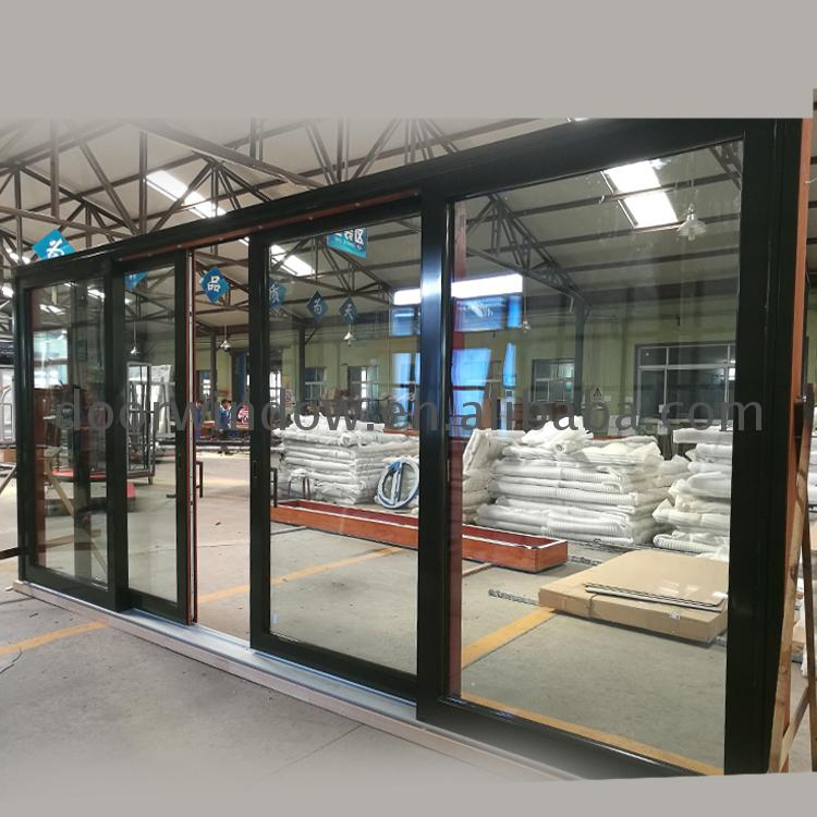 Large sliding door japanese internal glass by Doorwin on Alibaba