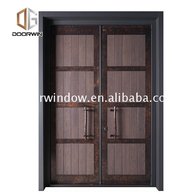 Low price custom wood doors toronto solid carved