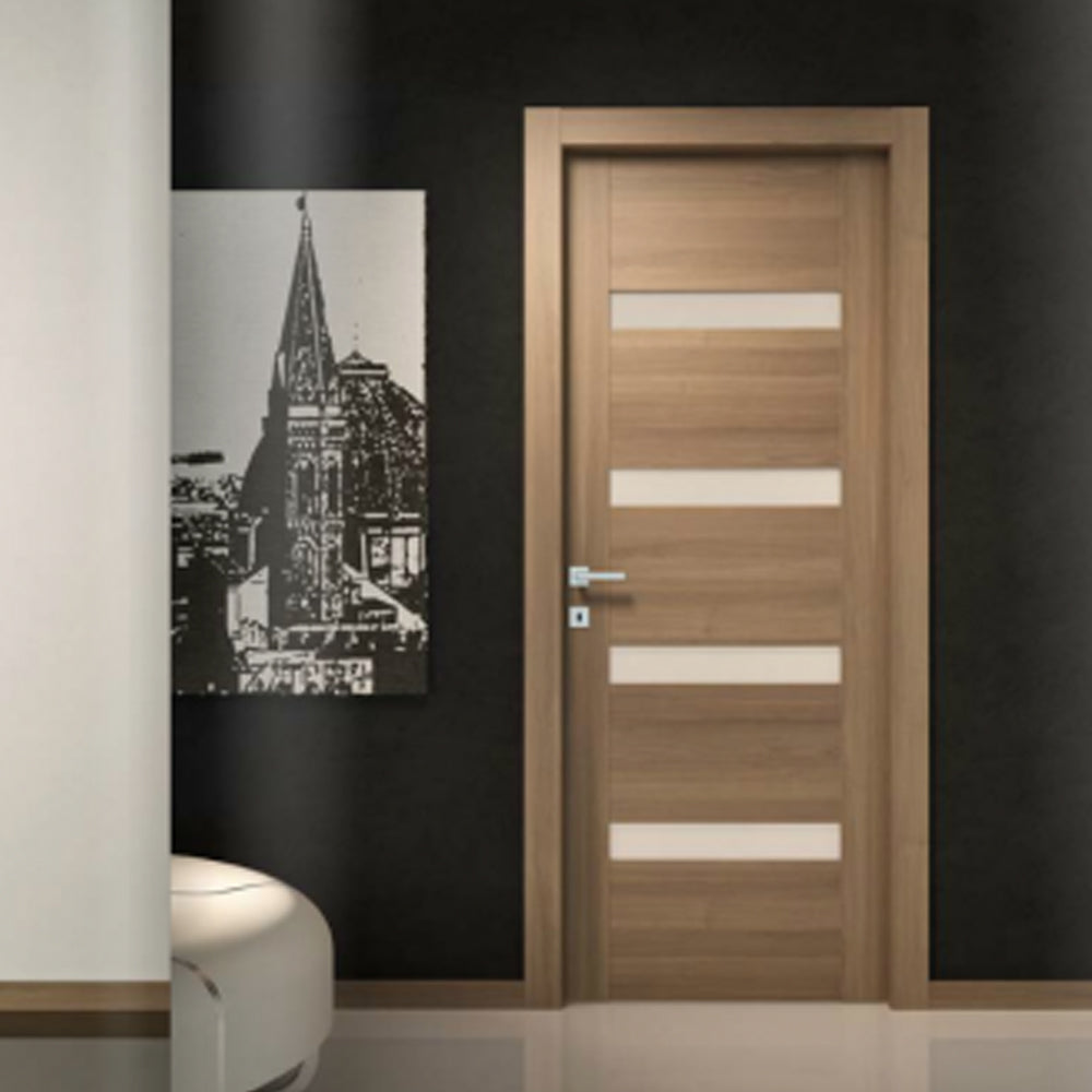 Luxury European Style Interior Wood Door by Doorwin