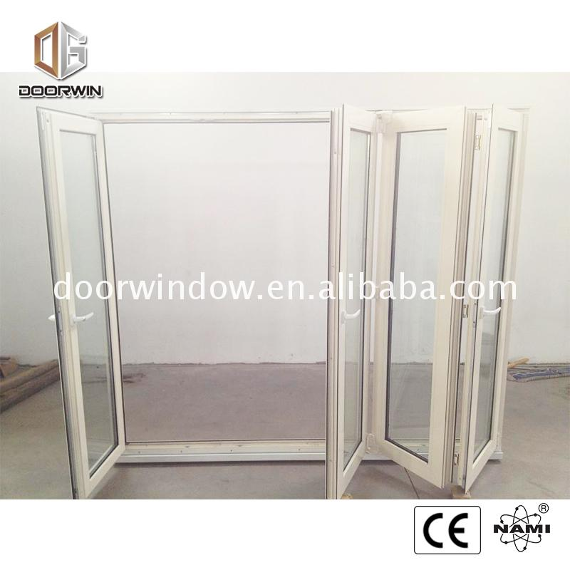 Manufactory Wholesale bi folding external doors uk exterior cost fold vs french