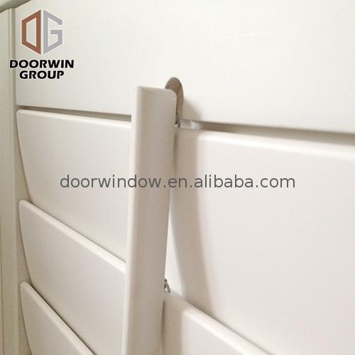 Manufactory direct window shades shade inserts blind parts