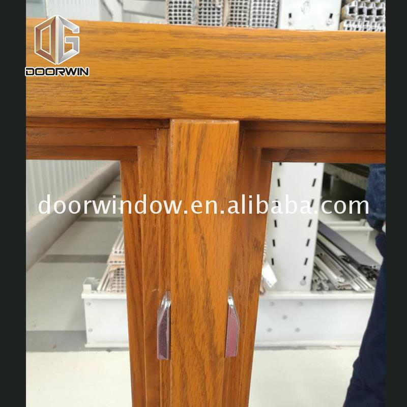 Manufactory direct wooden window frame drawings dimensions catalogue