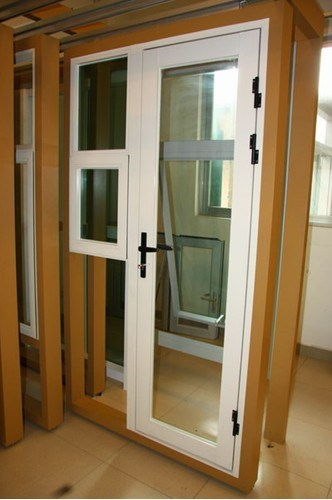 Multiple Function Thermal Break Aluminum French Door and Window - China Aluminum Single Hinged Door, Aluminum Frecnch Door