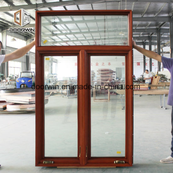 New Hot Selling Products Wooden Color Window - China Aluminium Crank Windows, Crank Awning Window
