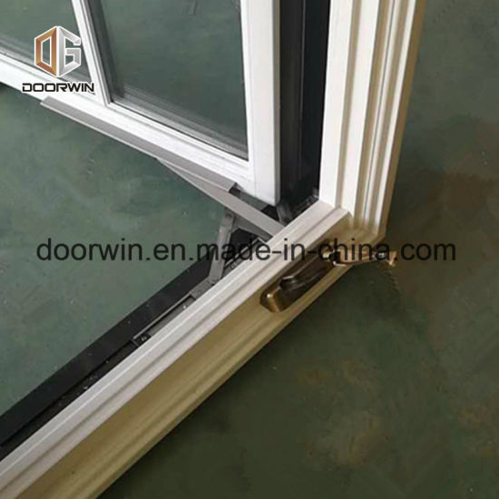 New Wood Windows with Hand Crank - China Window Grill Price, Wood Arched Window