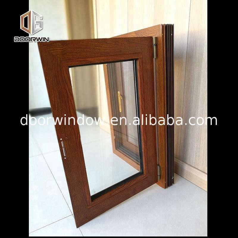 New York Hot sale Tempered Glass Product Aluminum frame glass windows