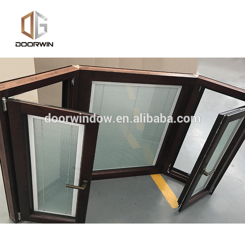 New design picture window aluminum bow bay windows for sale price by Doorwin on Alibaba