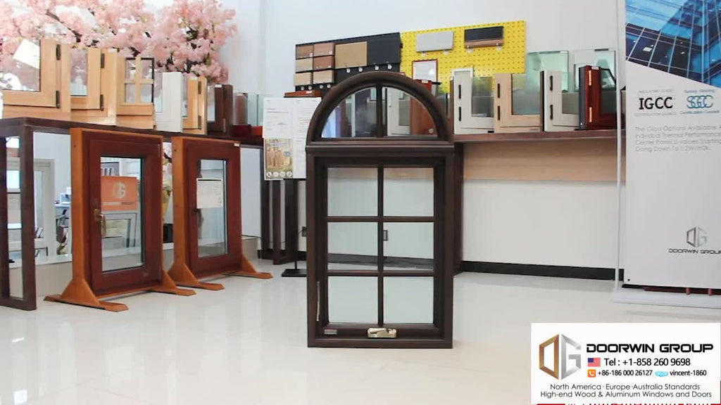 Factory high quality wooden windows grills wood window grill
