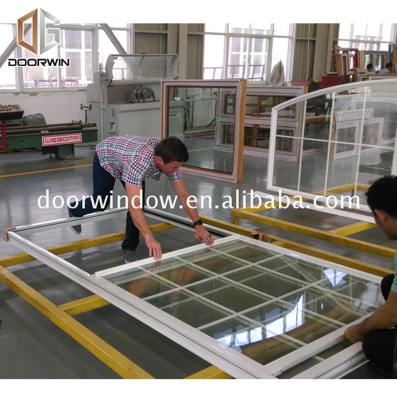 OEM Factory low e single hung windows large double