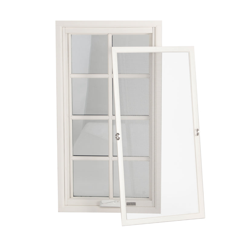 OEM Factory wood vs pvc window frames replacement windows or aluminium