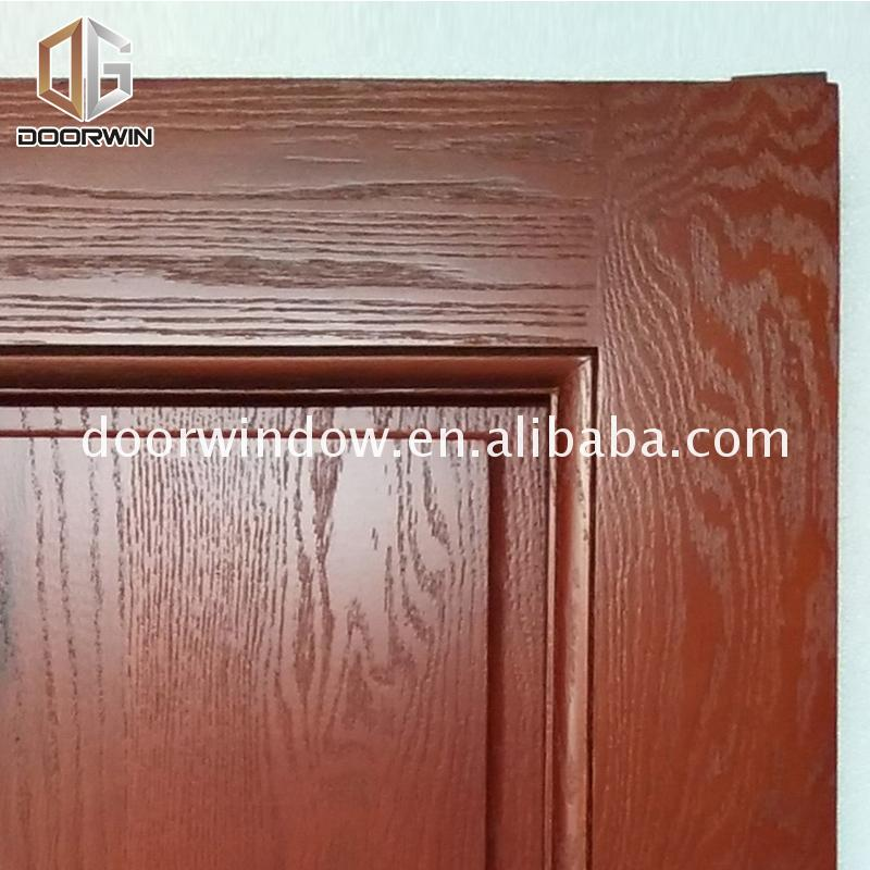 OEM Factory wooden french doors used uk sale