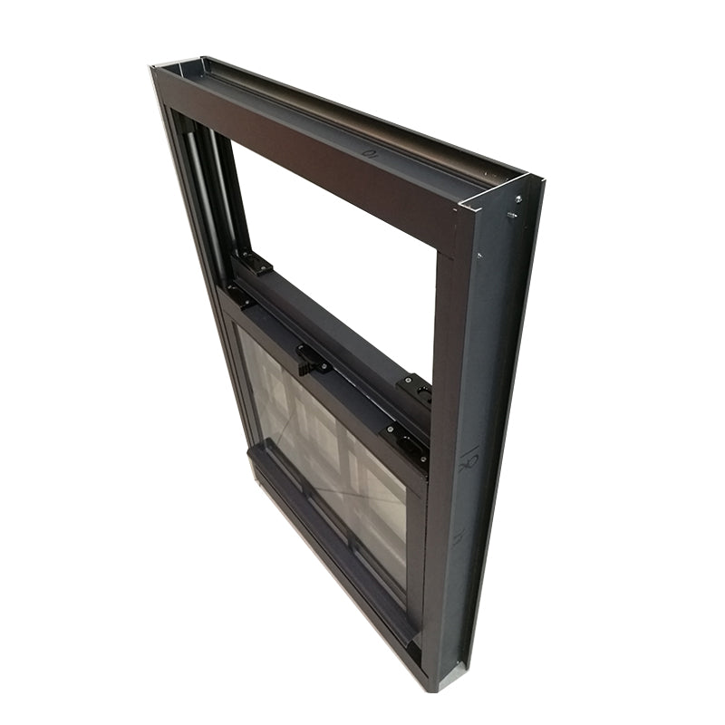 Original factory wood frame double hung windows price for sale