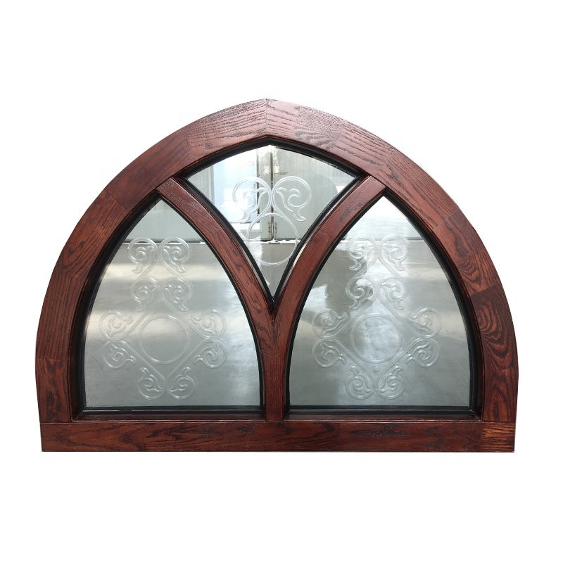 Oval window octagon