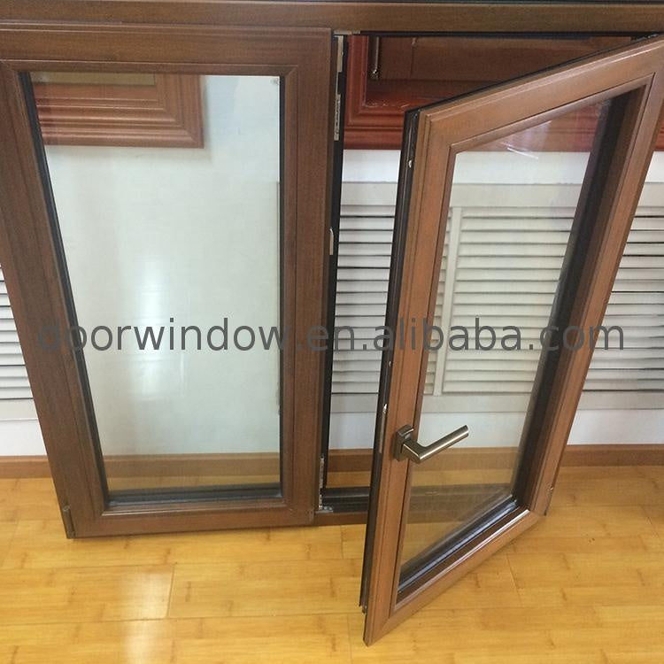 Owning window outward opening casement office interior windows by Doorwin on Alibaba
