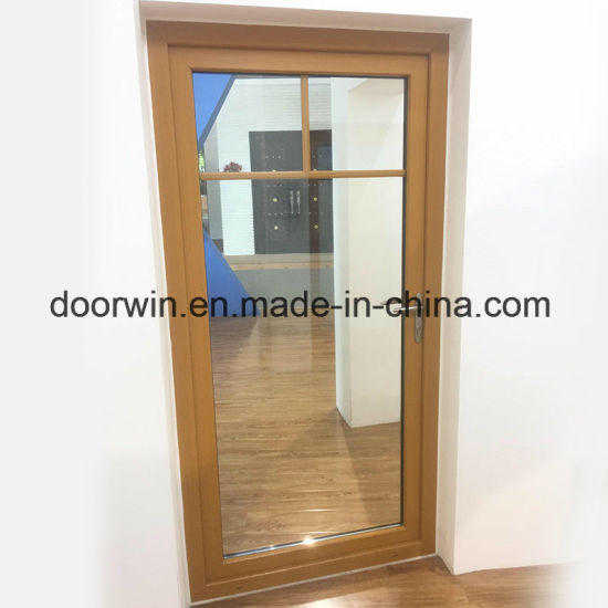 Pine Wood Entry Door with Maco Hardware - China Soundproof French Doors, Soundproof Glass Door