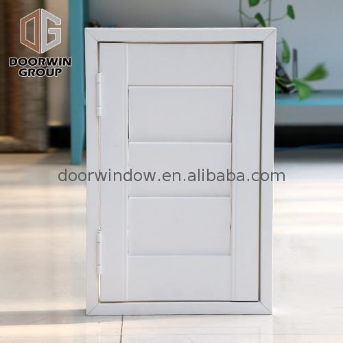Plantation shutter from china components by Doorwin on Alibaba