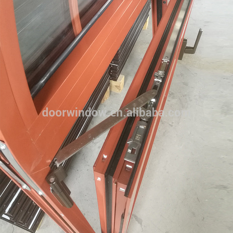 Plantation shutters from china aluminium handrail caravan window by Doorwin on Alibaba