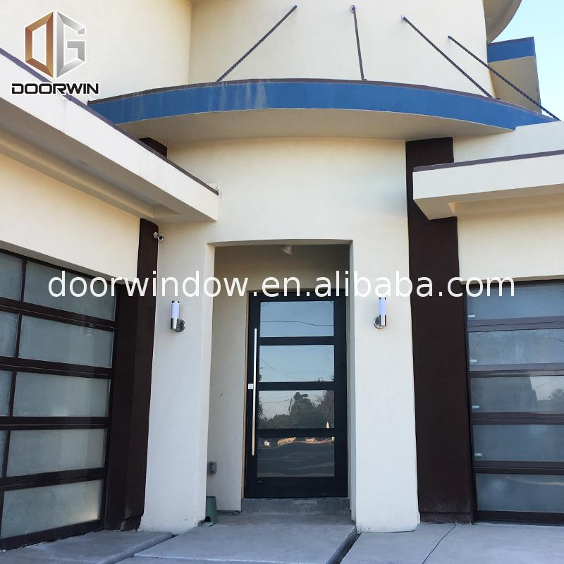 Professional factory entrance door manufacturers installation height