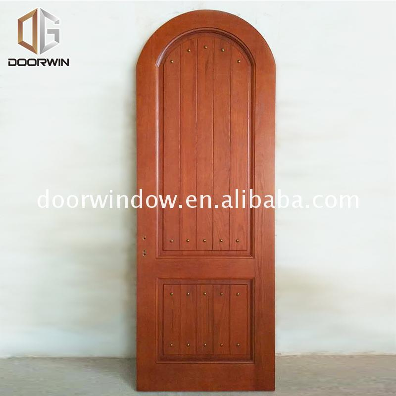Professional factory single swing french door room designs panel
