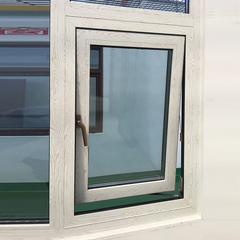 Purchasing Hollow glass anodized aluminum awning window high quality fixed thermal break casement