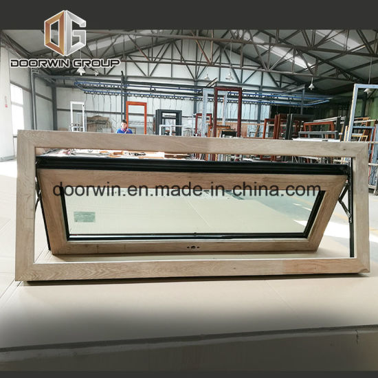 Push out Thermal Break Aluminium Casement Window - China Awning, Awning Top Hung Windows