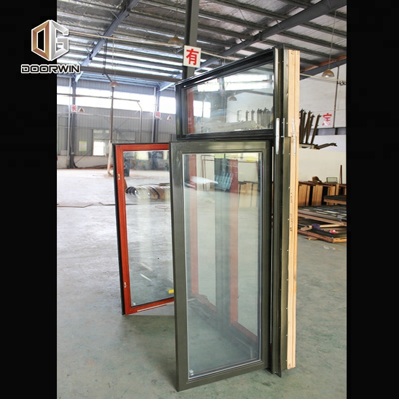 Quality ultimate push out casement triple glazed aluminium crank windows top quality awning window by Doorwin on Alibaba