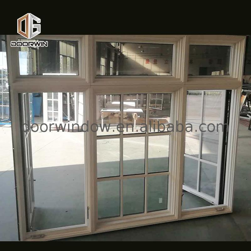Reliable and Cheap modern window grill design lowes by Doorwin on Alibaba