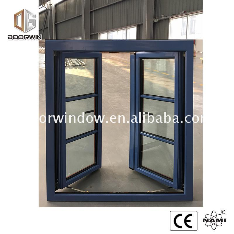 Reliable and Cheap wood look windows aluminium garden window
