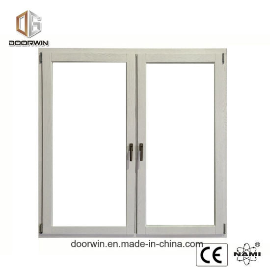 Solid Oak Wood Window - China French Casement Windows Wood, 3 Glass Wood Windows