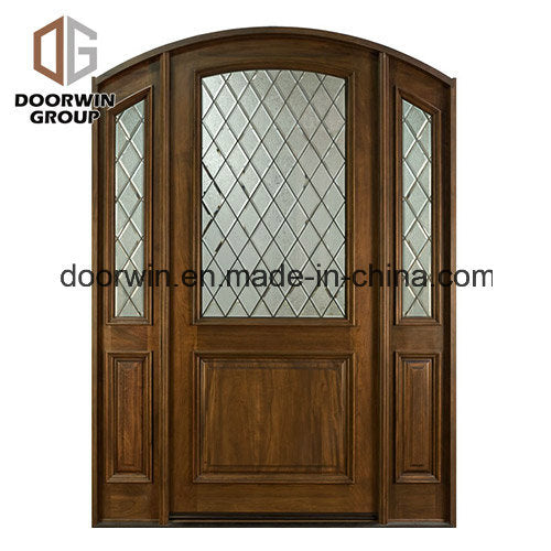 Solid Wood One Sash Interior Wooden Hinged Door, New Products Fine Workmanship Solid Oak Wood French Door - China Interior Door, Wooden Door
