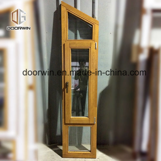 Special Shapes Window - China Wood Windows, Arched Windows