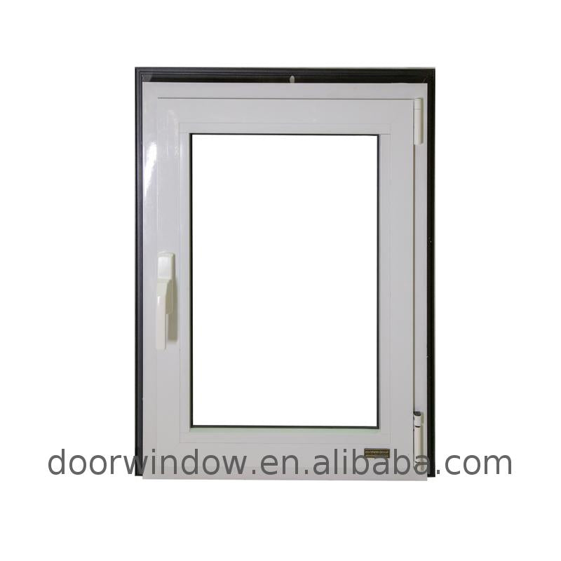 Style window soundproof windows small