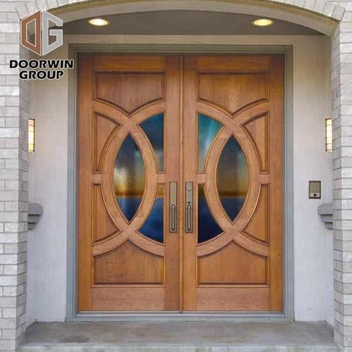 Super September Purchasing 2018 hot new products spring doors on sale door for shopping mall soundproof interior french by Doorwin on Alibaba