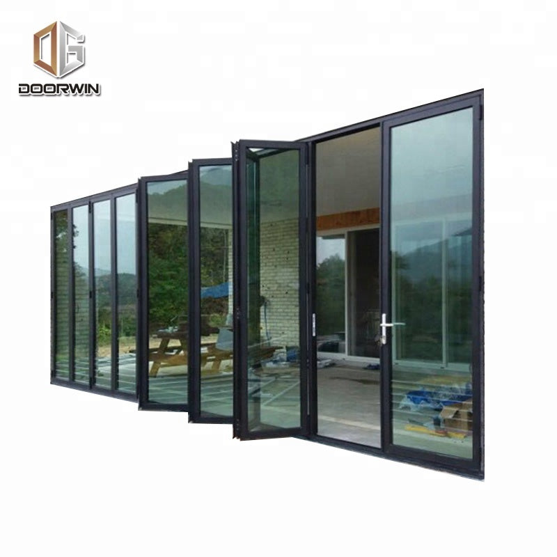 Super September Purchasing Inward opening folding door internal doors interior temporary by Doorwin on Alibaba