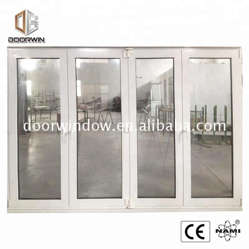 Super September Purchasing Residential folding windows and doors powder coated aluminum glass door aluminium window