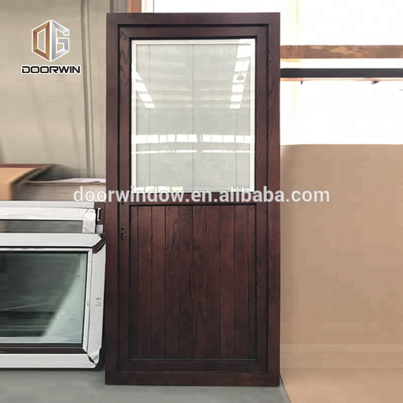 Super September Purchasing Toronto Modern wood door luxury interior wood door louvers hinged doors by Doorwin on Alibaba