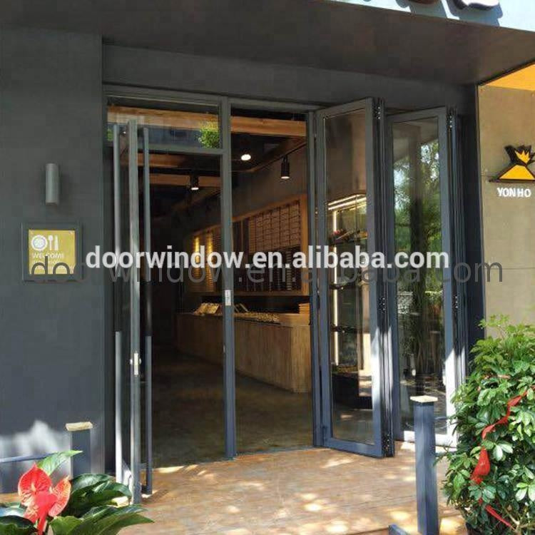 Super September Purchasing louvered bifold doors with exterior glass by Doorwin on Alibaba
