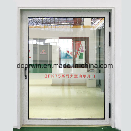 Super Wide Entry Door - China Front French Doors, Frosted Glass French Doors