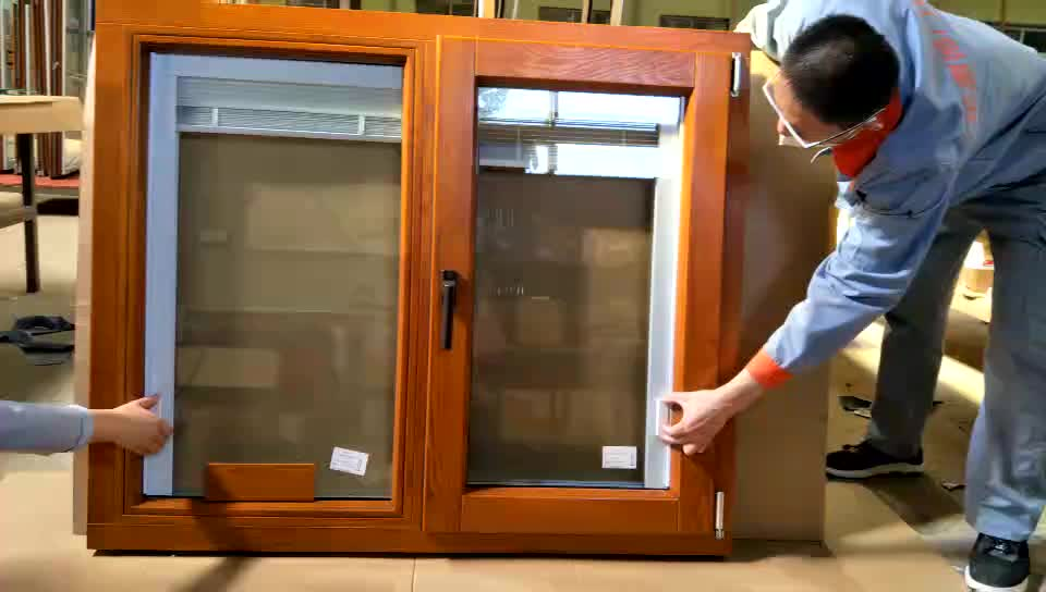 Special material casement window french soundproof windows by Doorwin on Alibaba