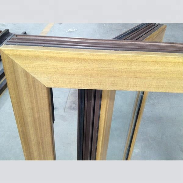 Teak wood main window designs French style open out windows by Doorwin on Alibaba