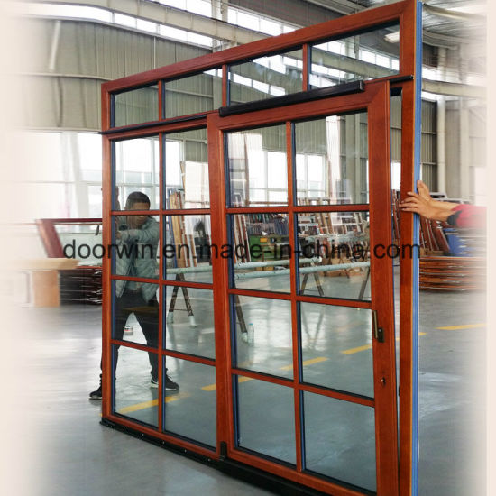 Thermal Break Aluminum with Red Oak Wood Cladding, Tilt and Sliding Door - China Automatic Sliding Door Sensor, Automatic Sliding Doors Low Price