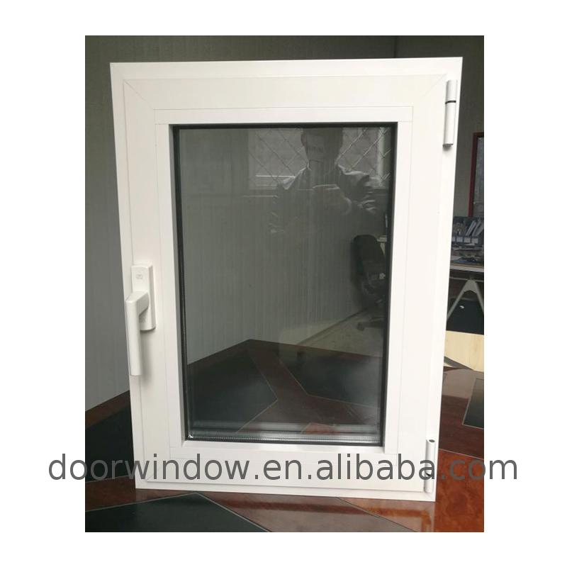Thermal-break aluminum windows thermal break window security by Doorwin