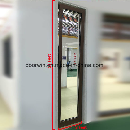 Tilt Turn Thermal Break Aluminum Window - China French Casement Window, Inward Swing Window