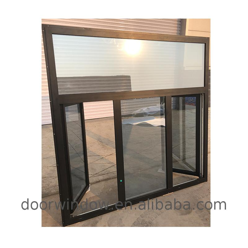Tilt and turn window thermal-break aluminum windows thermal