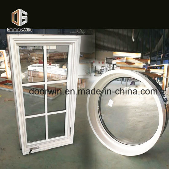 Top Quality Crank Awning Window Toilet Size Soundproof Double Glazing Hand - China Window Grill Price, Ventilation Window
